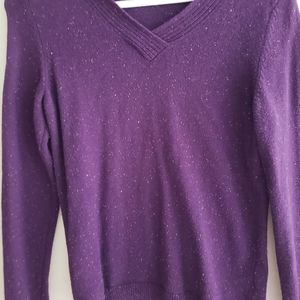 Cotto/ 10%wool sweater